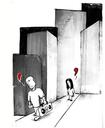 vergisst man seine erste liebe